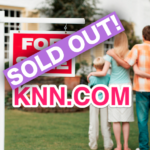 SOLD OUT! KNN.COM domain from 80,000us dollars over