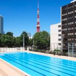 東京・屋外プール コスパの高い区民プールへGo!