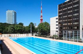 東京・屋外プール コスパの高い区民プールへGo! 3