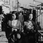 ほのぼのとした終戦の翌年らしい東京の映像1946年 GHQ映像