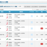 飛行機 欠航情報 ターミナル情報 成田空港 羽田空港