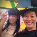 脊山麻理子さんとツーショット♡Tokyo MX モーニングクロス
