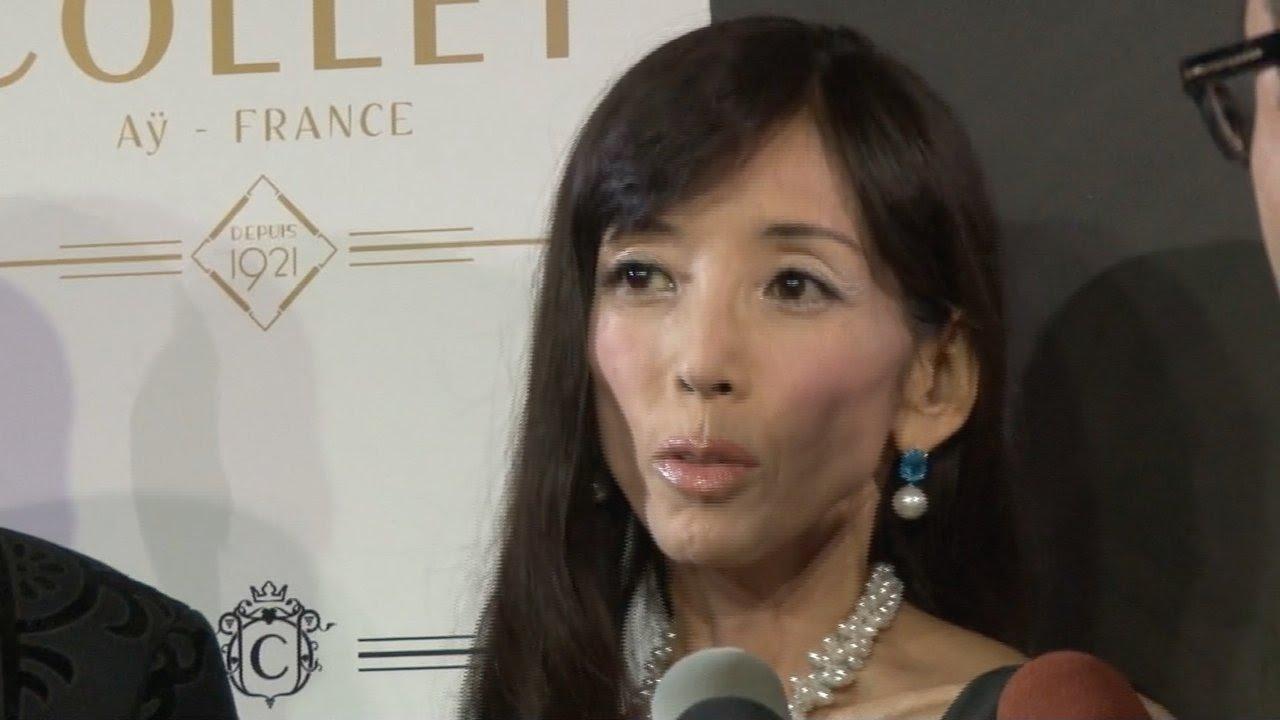 【訃報】川島なお美さん(54)胆管がん 2015年9月24日 17