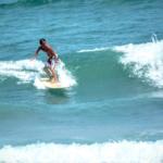google photos で「サーフィン」検索