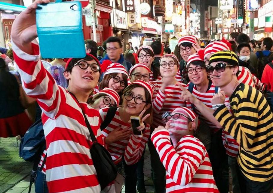 ハロウィン仮装で「ウォーリーを探せ」が人気になる理由 5