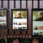 iPad Pro は、やっぱデカイ!