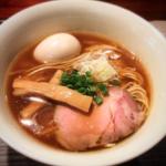 早稲田・高田馬場 ミシュランが選んだラーメン屋さん『らぁ麺やまぐち』にいってみた