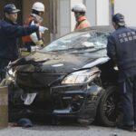 大阪・梅田の交差点での歩行者事故 堀ちえみさんも目撃だった