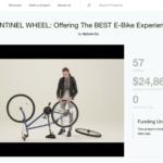 普通の自転車が電動アシストバイクになるCENTINEL WHEEL