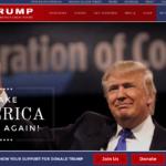 ドナルド・トランプ候補に1ドル寄付してみた Donard Trump