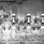 1928年ウォルト・ディズニーの『シリー・シンフォニー』シリーズ。トーキー映画の誕生から、たったの2年でこのクオリティ