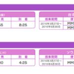 羽田初、朝の5時台に搭乗するには大江戸温泉がベスト!