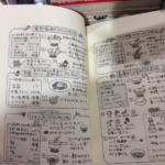 イラストで表現するレシピ