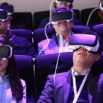 VRと4DXによるムービーライド