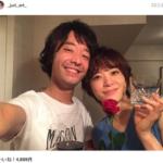 トライセラトップス和田唱さん結婚!お相手は上野樹里さん♡