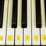 HHKB無刻印キーボードは、ピアノの鍵盤と同じだ!