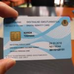 本日よりエストニアの電子国民になりました!e-Residency ID card