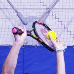 【テニス】キックするスピンサーブの打ち方