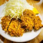 【高田馬場】とんかつ激戦区でこの価格で食べられる銘店「とんかつ いちよし」