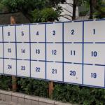 東京都選挙管理委員会、急遽、選挙ポスター板の追加コストは1億4163万円の無駄