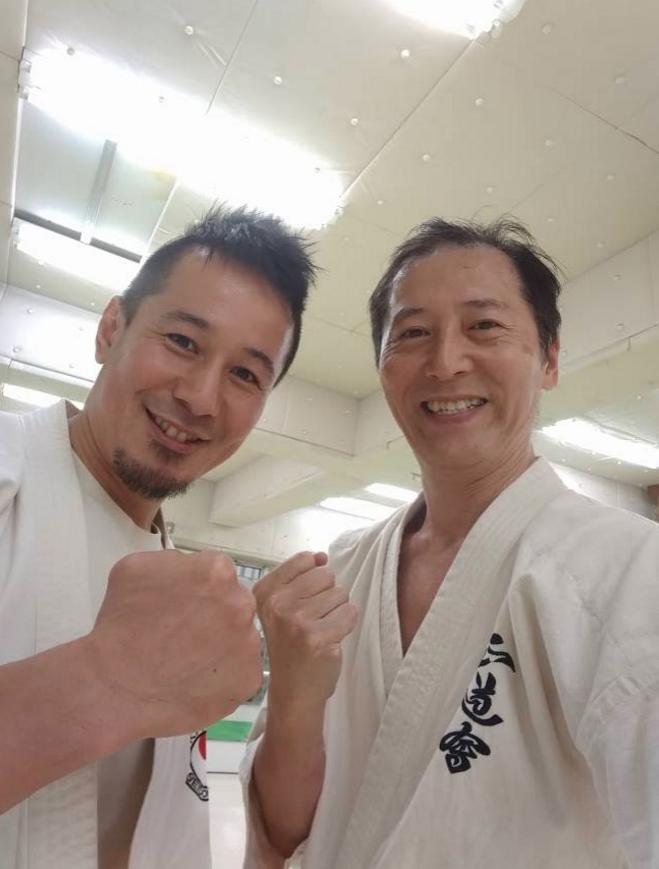 【空手】K1ファイターの子安慎悟先生から直接指導が受けられる正道会館 13