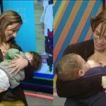授乳しながらニュース報道で抗議。いつから世界は授乳できない社会になったんだろう?