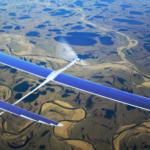 Facebook、太陽光で飛ぶインターネットドローン「Aquila」のテスト飛行