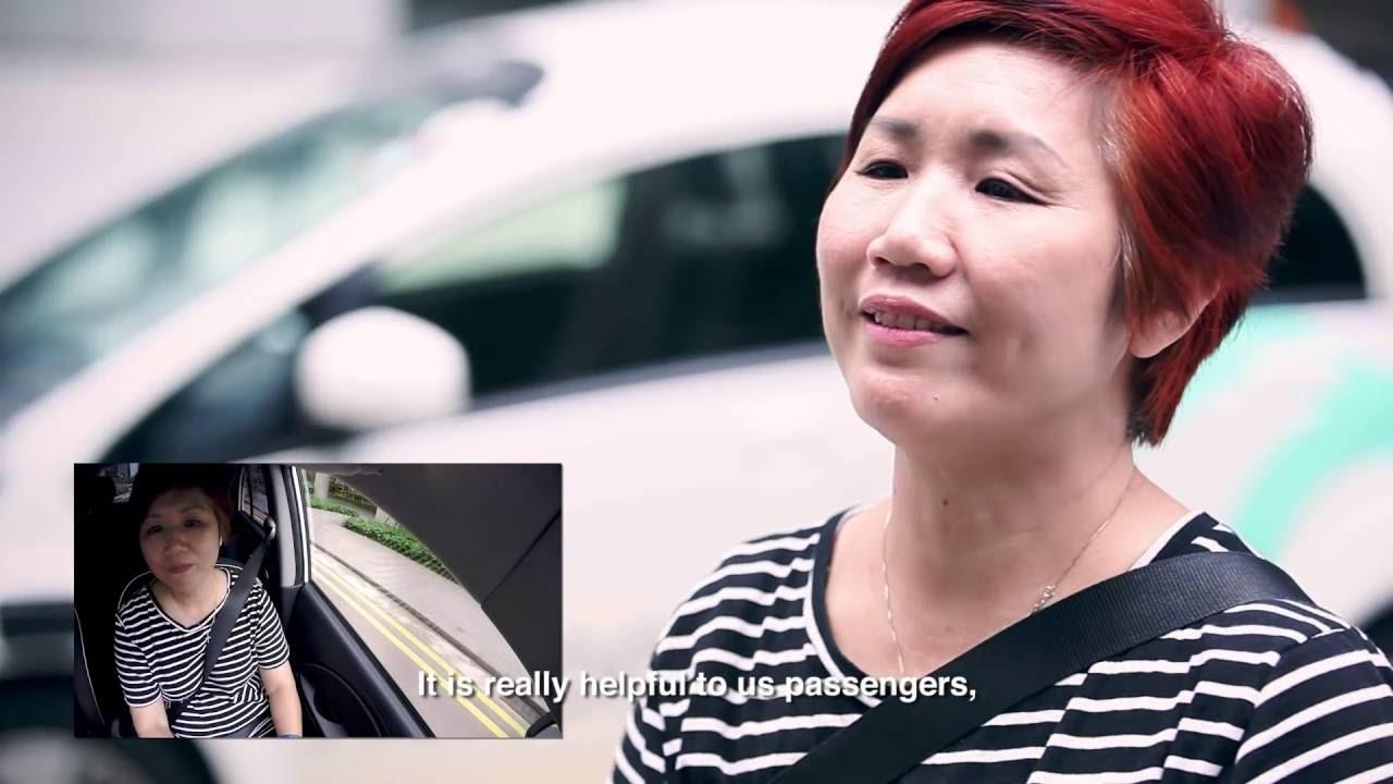 世界初!シンガポールで「自動運転タクシー」の公道走行試験開始 32