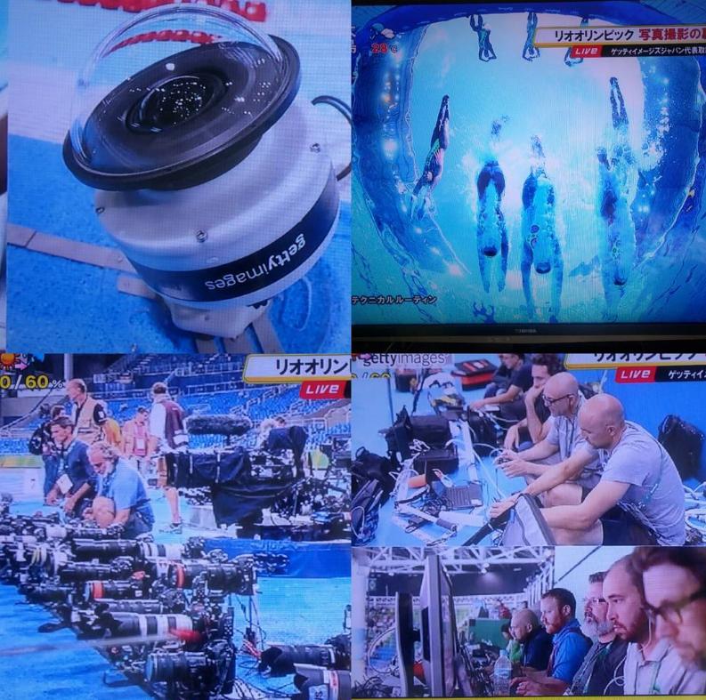 ゲッティイメージズ、リオオリンピックの写真点数158万枚デジタル化で263倍に 1
