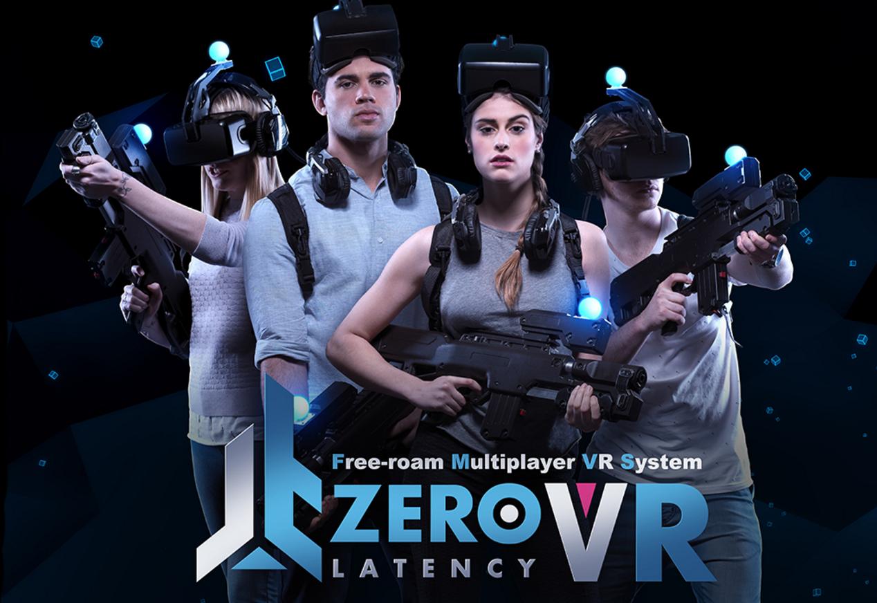 対戦型VRゲーム ゼロレイテンシー 東京ジョイポリス『ZERO LATENCY VR』 42