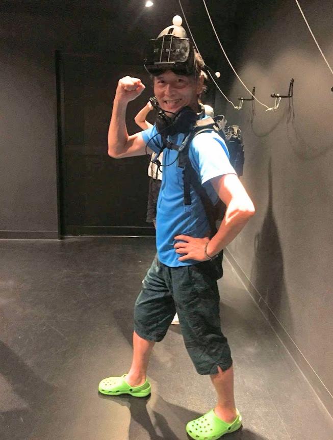 東京ジョイポリスでゼロレイテンシー VRを体験! 38