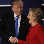 米大統領選:過去最多8400万人視聴 第1回TV討論会