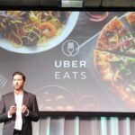 「UberEATS」が日本上陸!焼肉トラジやダルマットなど2016年9月29日(木)11時より