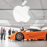 Appleとマクラーレンの素敵な関係♡