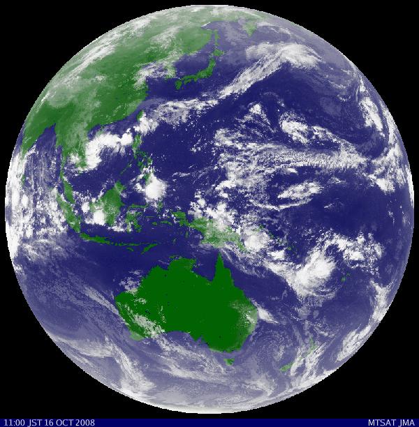 海水温度が1度上昇するとこれだけの台風被害? 二酸化炭素だけが原因か? 4