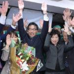 合格しました!小池政治塾:「希望の塾」応募者が4000人の中から1/4000人