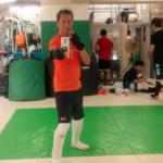ジョギング用のロングタイツの検討