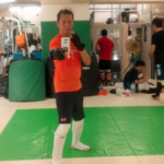 正道会館東京本部 初めての『選手コース』に挑戦!