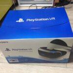 PlayStation VR 開封の儀 コードがとてもこんがりまくります(泣)
