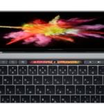 新MacBook Proは日本でも本日10/28FRI発売、Touch Bar搭載で17万8800円からMBPで最薄、最軽量 15インチ1.8kg13インチ1.6kg
