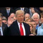 【英語】トランプ大統領 就任演説 全文対訳