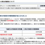 収入印紙の印紙税、5万円未満は非課税!2014年4月1日より〜