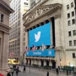 米twitter社 上場45.10ドル 時価総額316億ドル 3兆1600億円 2013/11/07