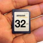 32GBのSDカードはAmazonがお得!SDHC32GBが¥2000以下…この値段に、最初は恐る恐るだったが…