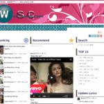 洋楽歌詞サイト YouTube映像つき http://www.web-songs.com/