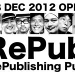 電子書籍を酒のツマミにするパブが阿佐ヶ谷に開店! RePub Republishing Pub vol.01 2012/12/28/FRI