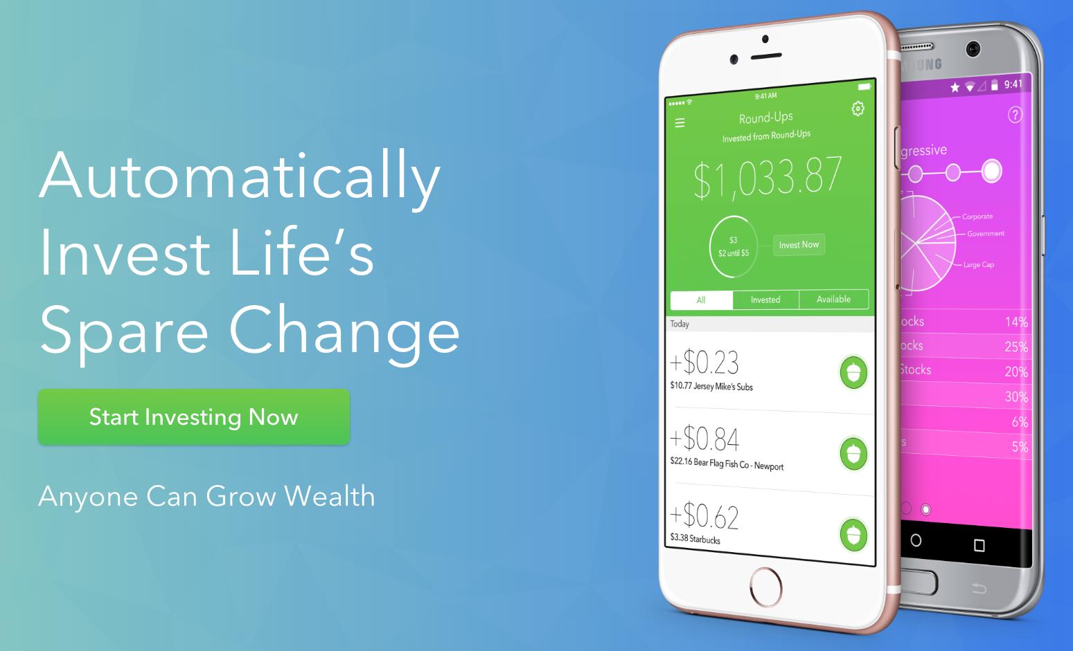 お釣りロボット投資「ロボットアドバイザー」金融アルゴリズムをもっと簡単に 1