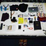 スーツケースのいらない旅、機内持ち込みキャリーオンだけのミニ旅行
