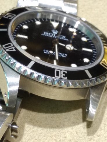 【時計】ロレックス サブマリーナ Ref.14060 Cal3000  〜買った時よりも値段が上がる動産としての時計〜 9