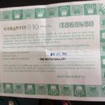【時計】ロレックス サブマリーナ Ref.14060 Cal3000  〜買った時よりも値段が上がる動産としての時計〜